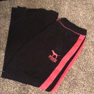 Limited Edition Pink Boyfriend Fleece Pants